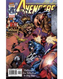 Avengers (1996) #   1 VARIANT COVER (8.0-VF)