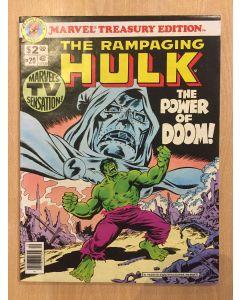 Marvel Treasury Edition (1974) #  20 (7.0-FVF) (1187827) Hulk