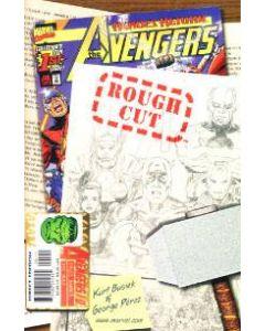Avengers (1998) #   1 ROUGH CUT (8.0-VF)