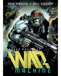 2000 AD Presents The War Machine GN (2013) #   1 1st Print (9.2-NM)