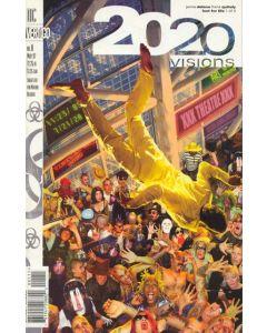 2020 Visions (1997) #   1-12 (6.0/8.0-FN/VF) Complete Set