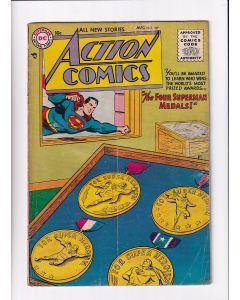 Action Comics (1938) # 207 (3.0-GVG) (1328374)