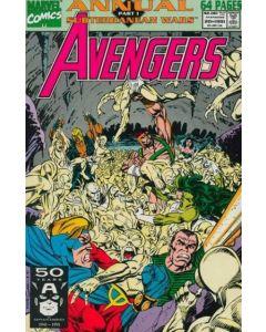 Avengers (1963) ANNUAL #  20 (8.0-VF)