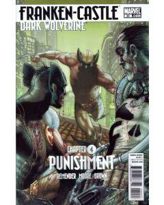 Punisher (2009) #  20 (9.2-NM) Franken-Castle Dark Wolverine