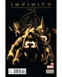 Avengers (2012) #  20 (9.0-NM)