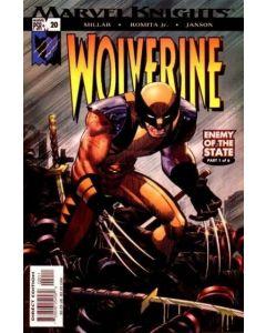 Wolverine (2003) #  20 (6.0-FN)