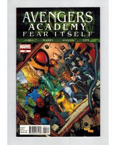 Avengers Academy (2010) #  20 (7.0-FVF) (1133343) 1st White Tiger