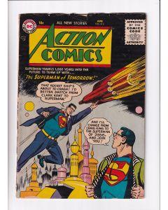 Action Comics (1938) # 215 (2.0-GD) (1328404)