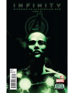 Avengers (2012) #  21 (9.0-NM)