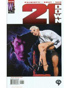21 Down (2002) #   1-12 (7.0/9.0-FVF/NM) Complete Set