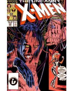 Uncanny X-Men (1963) # 220 (8.0-VF)