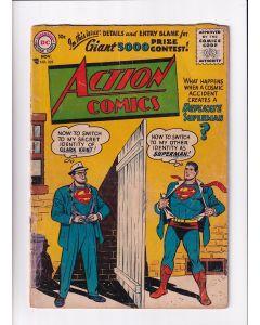 Action Comics (1938) # 222 (1.0-FR) (1328428)