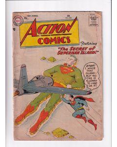 Action Comics (1938) # 224 (2.5-GD+) (1328435)