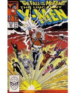 Uncanny X-Men (1963) # 227 (7.0-FVF)
