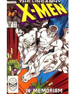 Uncanny X-Men (1963) # 228 (8.0-VF)