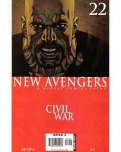 New Avengers (2005) #  22 (9.0-NM)