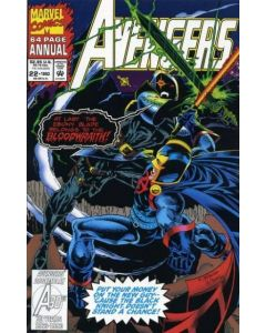 Avengers (1963) ANNUAL #  22 POLYBAGGED (9.0-NM)