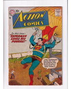 Action Comics (1938) # 230 (3.5-VG-) (1328510)