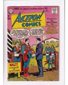 Action Comics (1938) # 233 (3.0-GVG) (1328596)
