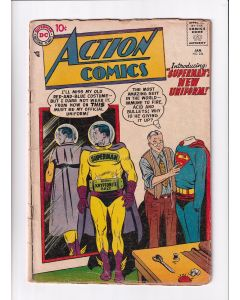 Action Comics (1938) # 236 (3.0-GVG) (1328633)