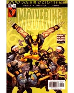 Wolverine (2003) #  23 (6.0-FN)