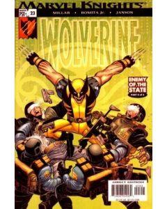 Wolverine (2003) #  23 (8.0-VF)