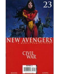 New Avengers (2005) #  23 (6.0-FN) Civil War