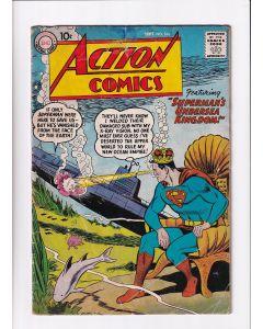 Action Comics (1938) # 244 (3.0-GVG) (1328688)