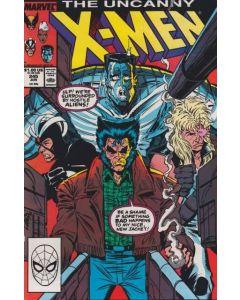 Uncanny X-Men (1963) # 245 (9.0-VFNM)
