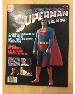 Superman The Movie (1979) #   C-62 (7.0-FVF) (1187476) DC Treasury Edition