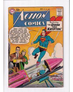 Action Comics (1938) # 246 (4.0-VG) (1328725)