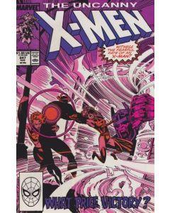 Uncanny X-Men (1963) # 247 (8.0-VF)