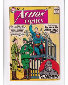 Action Comics (1938) # 248 (4.0-VG) (1328756)