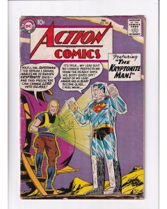 Action Comics (1938) # 249 (4.0-VG) (1328770)