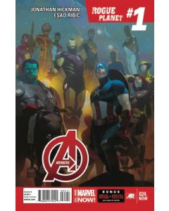 Avengers (2012) #  24 (9.0-NM)