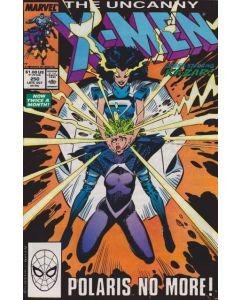 Uncanny X-Men (1963) # 250 Mark Jewelers (8.0-VF)