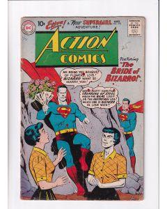 Action Comics (1938) # 255 (5.0-VGF) (1328855) 1st Bizarro Lois Lane