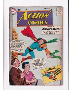 Action Comics (1938) # 260 (4.5-VG+) (1329012)