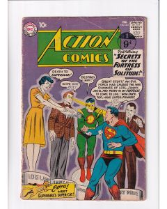 Action Comics (1938) # 261 (2.5-GD+) () 1st Streaky the Super-Cat