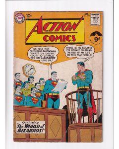 Action Comics (1938) # 263 (3.0-GVG) (1329074)