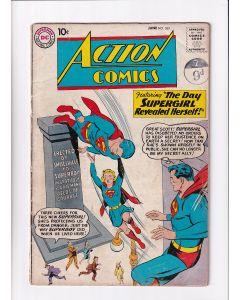 Action Comics (1938) # 265 (3.0-GVG) (1329197)