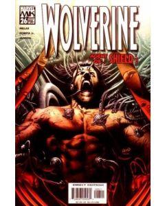 Wolverine (2003) #  26 (8.0-VF)