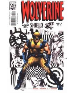 Wolverine (2003) #  27 (8.0-VF)