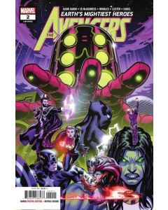 Avengers (2018) #   2 COVER A (9.4-NM)