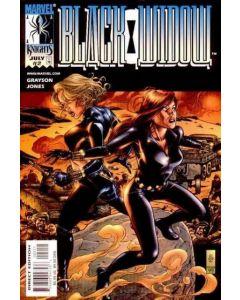 Black Widow (1999) #   2 (9.0-VFNM)