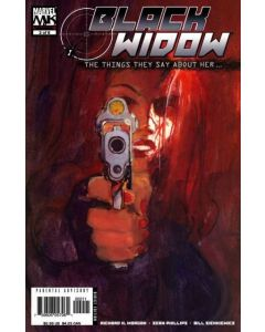 Black Widow The Things They Say About Her (2005) #   2 (8.0-VF)
