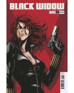 Black Widow (2020) #   2 1:25 Variant Cover (9.2-NM) Takashi Okazaki