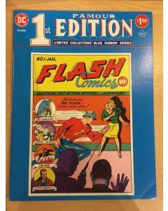 Famous First Edition Flash Comics (1975) #   F-8 (6.5-FN+) (1186301) TREASURY SIZE