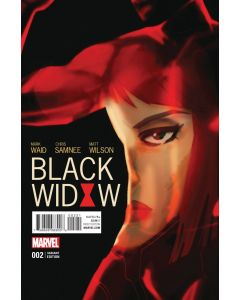 Black Widow (2016) #   2 VARIANT COVER 1:25 (8.0-VF)