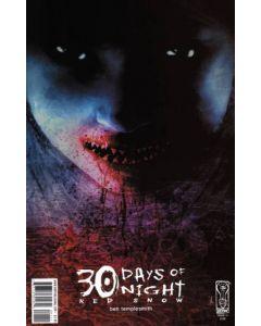 30 Days of Night Red Snow (2007) #   1-3 (9.0-VFNM) Complete Set